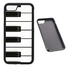 Piano Keys Musician RUBBER phone case fits iPhone