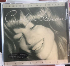 Carly Simon - Clouds in My Coffee Sampler -  Promo Only CD (ASCD-2936)