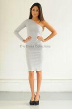 Vestiti da donna a manica lunga asimmetrici taglia S