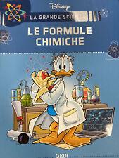 DISNEY LA GRANDE SCIENZA Vol.1 Le Formule Chimiche