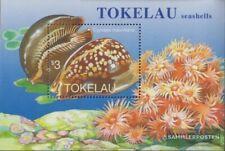 Tokelau block9 (complete issue) unmounted mint / never hinged 1996 Porzellanschn