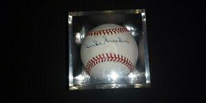 Duke Snider Autographed Baseball