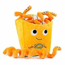 Kidrobot Yummy World Large Curly Fries Plush NWT