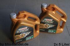 10 Liter Castrol EDGE SAE 10-W60 Supercar NEU BMW M M3 M5 M6 Z8  RS