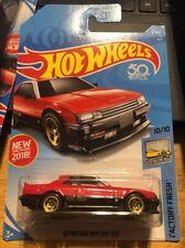 Hot Wheels 2018 - '82 Nissan Skyline R30 (Red) A Case #6