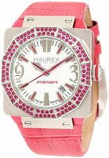 HAUREX ITALY ATHENUM  8S372DWP WOMEN'S WATCH BRAND NEW  MSRP $875