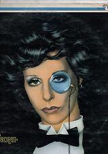 ORNELLA VANONI disco LP 33 giri VANONI made in ITALY serie PELLICANO