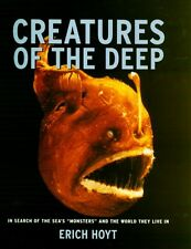 Deep Ocean Creatures Marine Sea Monsters Sharks Abyss Whales Giant Squid 150 Pix