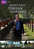 Monty Don's Italian Gardens [DVD], New, DVD, FREE & FAST Delivery