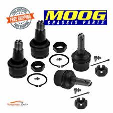 Dodge Suspension Ball Joint Front Lower and Upper Set Moog K8607T, K80026