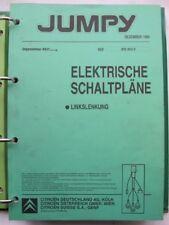 Werkstattbuch Reparaturleitfaden Citroen Jumpy Evasion Elekt. Schaltpläne #17149