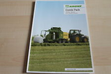 128744) Krone Combi Pack 1250 1500 MC Prospekt 07/2011
