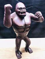 "KING KONG Against the World-Target Game 1976 Mego figure 13.5"" HTF Rare!!"