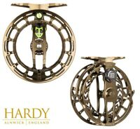 Hardy Ultraclick UCL Reel NEW 2020 Lightweight Fly Fishing Bronze Trout Reels