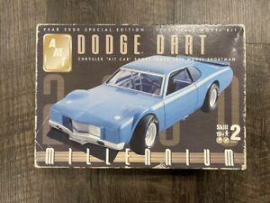 """2000 AMT Chrysler """"Kit Car"""" Dodge Dart Model Car 1:25 Scale Model Kit"""