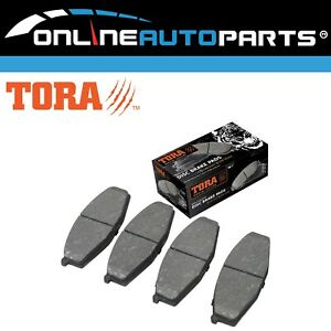 4wd Front Disc Brake Pad Set for Patrol MQ GQ Y60 160 Series Left + Right Sides