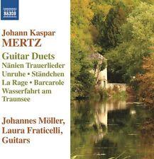 Mertz / Moeller / Fraticelli - Guitar Duets [New CD]