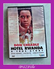 DVD Hotel Rwanda Original 2 disc TRUE STORY!