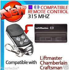 Sears Craftsman 139.53753 One button Garage Door Opener remote transmitter 315mh