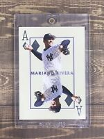 Mariano Rivera 2000 Pacific Invincible Diamond Aces Card #16 New York Yankees
