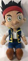 "Disney Jake and the Neverland Pirates 18"" Jake Plush Doll"