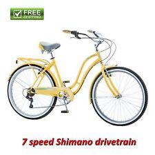 "Schwinn Cruiser Commuter Bike 26"" Women's Comfort City Beach Hybride Bicycle NEW"