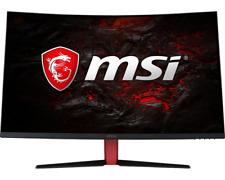 MSI AG32CV 31.5 inch LED 120Hz 144Hz 1ms Gaming Curved Monitor - Full HD, 1ms