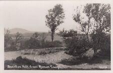 WEST RUNTON( Norfolk): Beeston Hill from Roman Camp RP-BELL