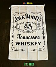 Jack Daniel's Flag FREE FIRST CLASS SHIP V Twisted Tea White Claw New Banner 3x5