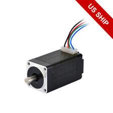 Dual Shaft Nema 8 Mini Stepper Motor 5.7oz.in 0.6A 4-lead CNC Reprap 3D Printer
