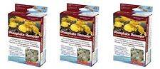 PENN PLAX CASCADE INFUSED PHOSPHATE REMOVER PAD CUBES. 3 PACK