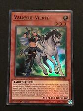 Yugioh: Valkyrie Vierte SAST-EN089 - Super Rare - 1st Edition