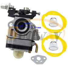 10mm Carburettor Carb For Various Strimmer Hedge Trimmer Brush Cutter Chainsaw
