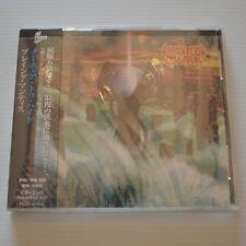 (NWOBHM) PRAYING MANTIS - NOWHERE TO HIDE - 2000 JAPAN CD
