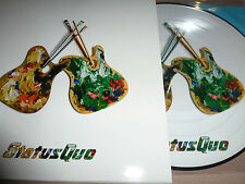 LP.STATUS QUO.IN THE ARMY NOW..STUDIO ALBUM 10 POUCES//PICTURE.FAN CLUB AUSTRALI