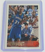 1996-97 Topps Kevin Garnett #131 NBA Minnesota Timberwolves Basketball Card