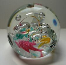 Caithness Wanderlust Paperweight Margot Thomson 1991 Ltd. Ed.