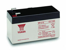 ADE HONEYWELL UC12102 12V 1.2AH ALARM PANEL REPLACEMENT YUASA BATTERY
