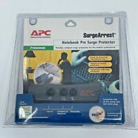 APC Surge Arrest Notebook Surge Protector Model PNotePro