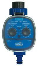 Control Programador de Riego Indicador LED de Batería a Pilas C4099N Azul NUEVO
