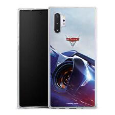 Samsung Galaxy Note 10 plus Silicona Funda Case Handy-Cars 3 jackson Storm