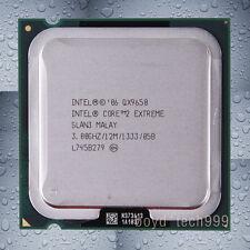 Intel Core 2 Extreme QX9650 CPU Processor 3 GHz 1333 MHz LGA 775/Socket T