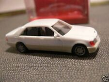 1/87 Herpa MB 600 SEL weiß beige 2094