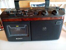 Sony Radio Kassetten Recorder Cfm A50