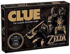 USAopoly The Legend of Zelda Clue Board Game-Brand New -Fast Ship! TOY-663