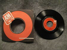 "45 RPM 7"" Record G.T. On The Line 1983 A & M Records AM-2554 EXCELLENT VINYL"