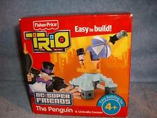 Penguin Umbrella Canon Trio DC Comics Super Friends Batman Fisher Price 2010 New