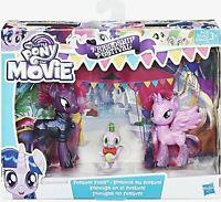My Little Pony Movie Friendship Festival Foes Tempest Shadow Twilight Sparkle +