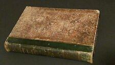 Les Armes et le duel by A. Grisier, Préface By Alexandre Dumas- 1847 FE