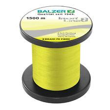 BALZER IRON LINE 8fach NEU 0,21MM 15,4KG TRAGKRAFT GRUNDPREIS 11,97 EUR/100M